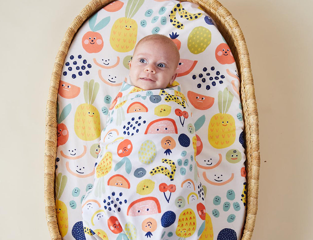 BABY WRAP - FRUIT TINGLE