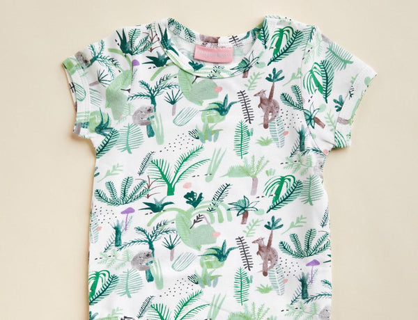 Fern Gully Summer Suit