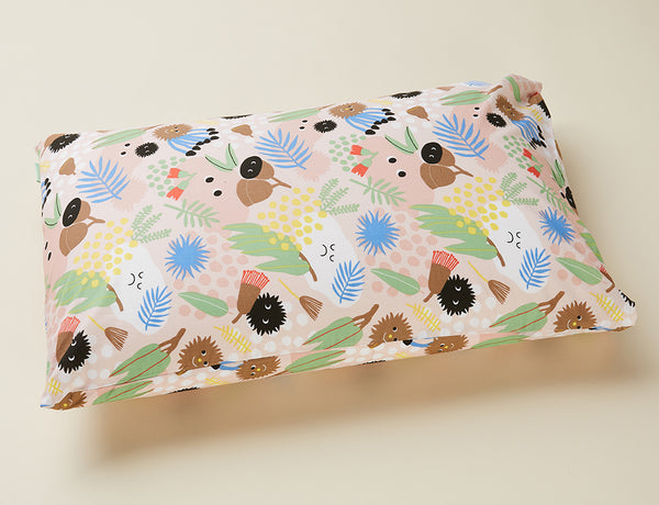 Gumnut Buds Pillow Case