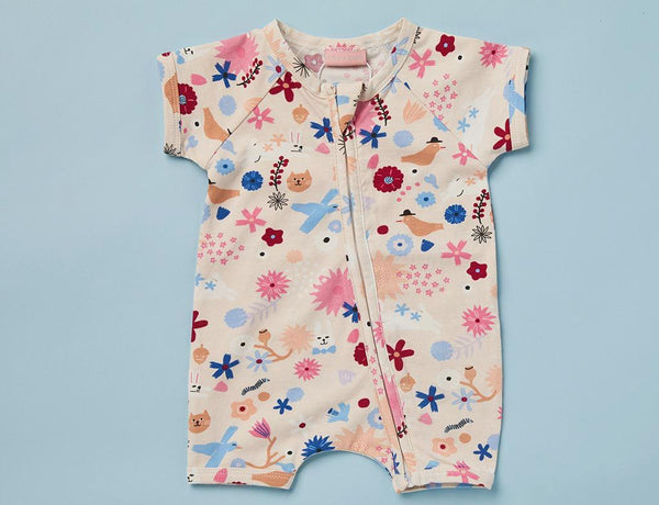 Florida ~  Summer Sleep Suit