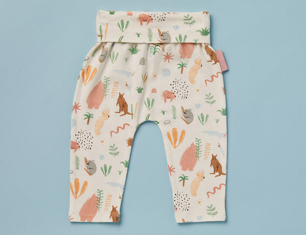 OUTBACK DREAMERS - BABY YOGA LEGGING