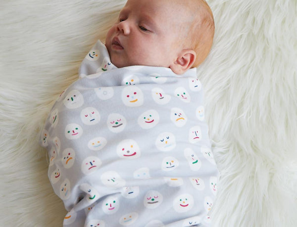 Baby Wrap - Moody