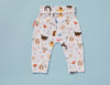 Baby Yoga Legging ~ High Flyin' Birds Print