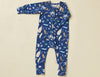Outback Dreamers Sleep Suit - Midnight
