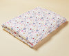 SINGLE BED DUVET & PILLOW CASE SET - SNOWFLAKE