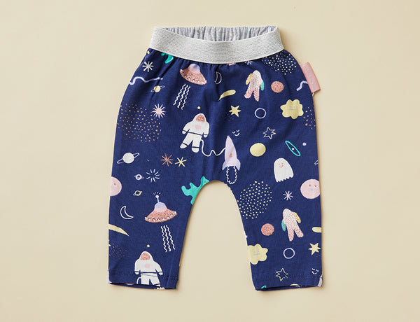 Dance Leggings ~ Space Out ~