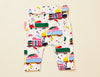 LORRIES - BABY YOGA LEGGINGS