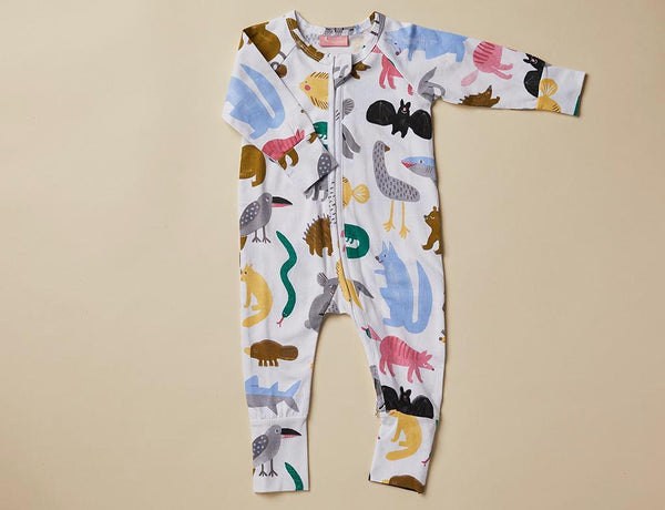 Bush Dance Sleep Suit ~ Limited Edition