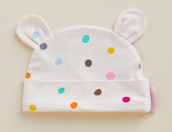Jelly Print Baby Hat - Pre order only delivers Feb 20