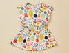 FRUIT TINGLE - GOOD TIMES DRESS