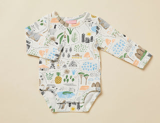 BIG ADVENTURES - LONG SLEEVE BODY SUIT