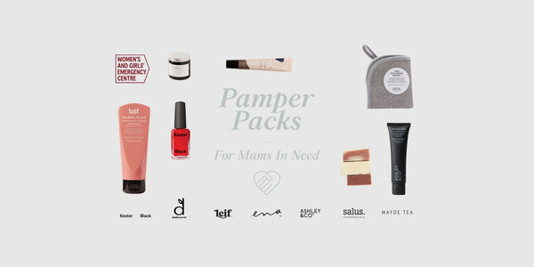 Pamper Packs for Mums in Need