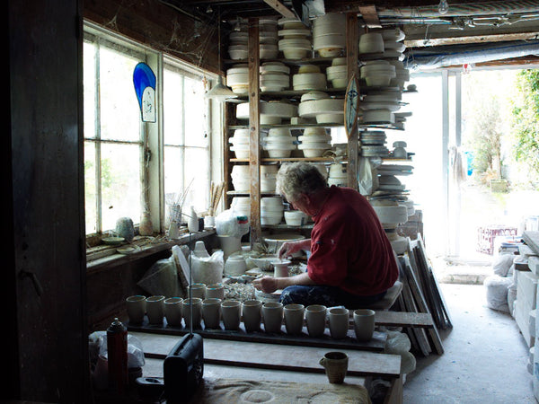 5 questions with ceramicist Malcolm Greenwood