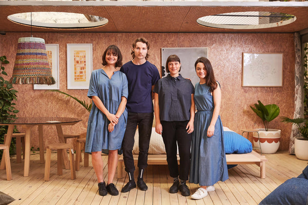 Nice threads: Kowtow supplies Koskela's new retail uniform