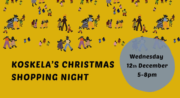Koskela's Christmas Shopping Night