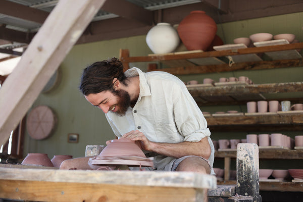 Meet the Maker: Angus of Pan Pottery