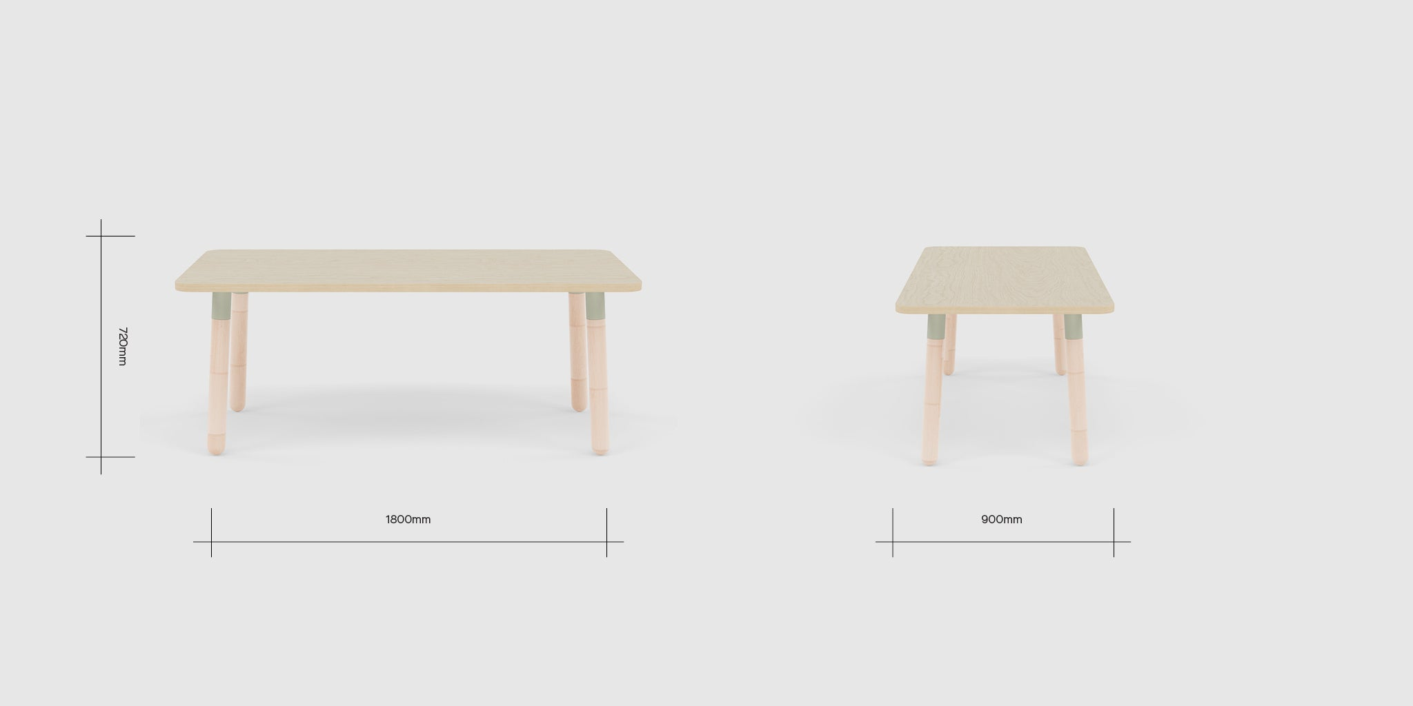 PBS 4 Person Table Dimensions