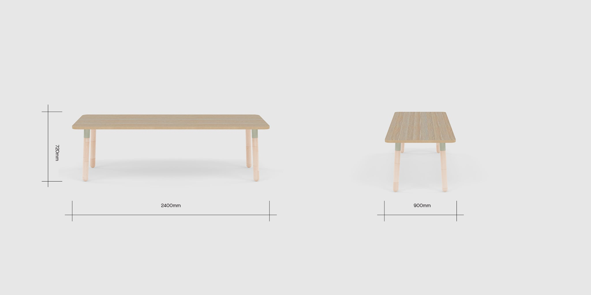 PBS 6 Person Table Dimensions