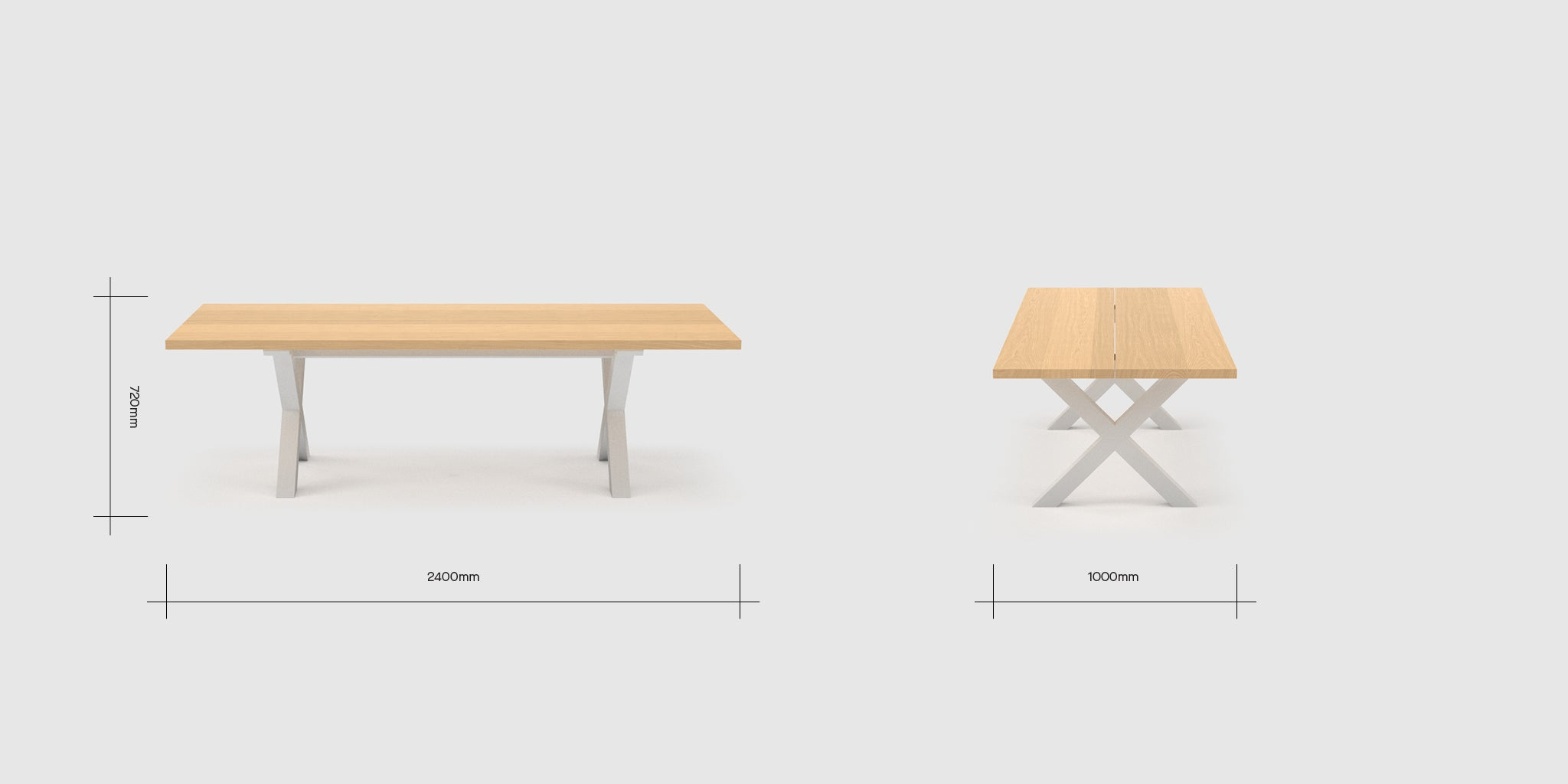 Patonga 8 Person Table Dimensions