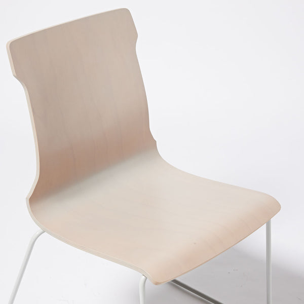 Imperfect - Konverse Chair - Stained Oyster Grey