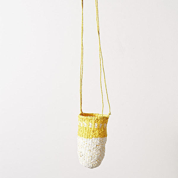 Muraay Waygal (Sulphur-crested Cockatoo Dilly Bag) - Sophie Honess