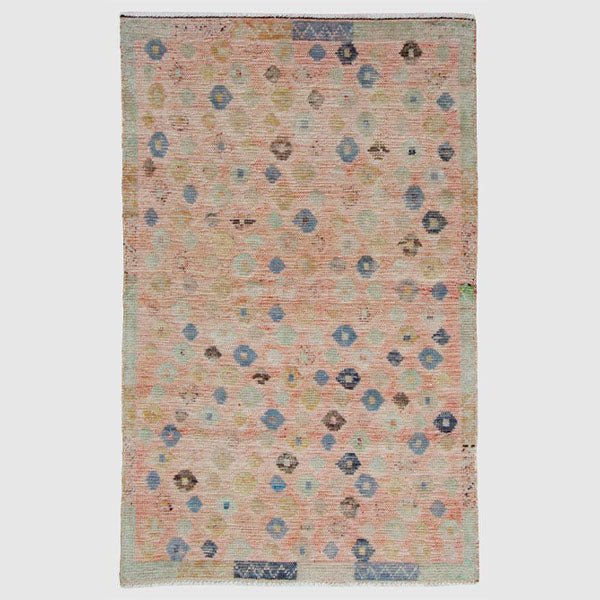Floor Rug - Tribal Gul Collection - 6504