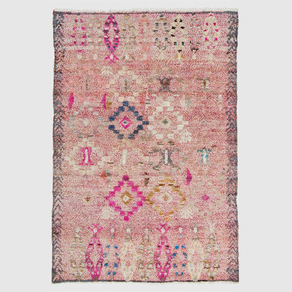 Floor Rug - Tribal Gul Collection - 6503