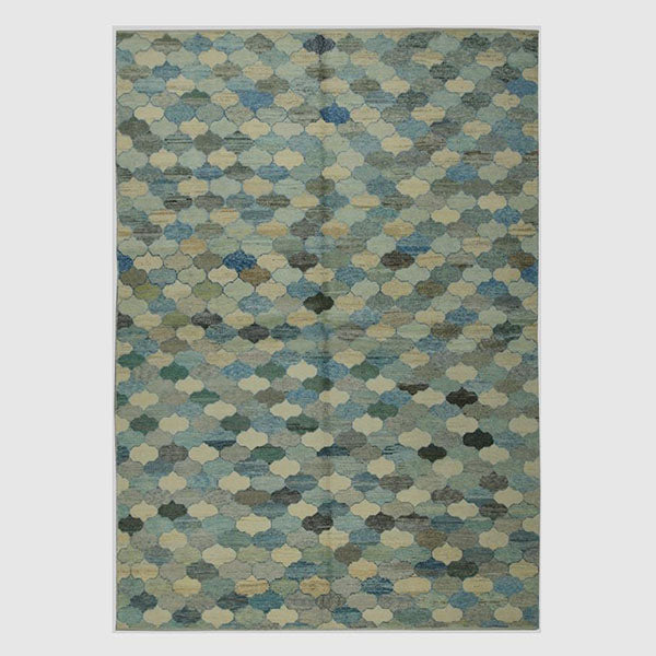 Floor Rug - Old Yarn Rug Cumulus - 4161