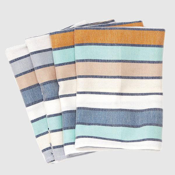 Lago Stripe Napkin - Set of Four