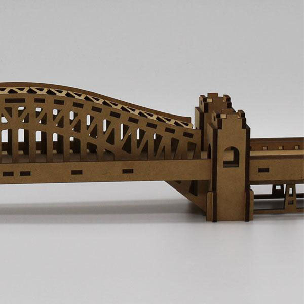 Sydney Harbour Bridge Puzzle