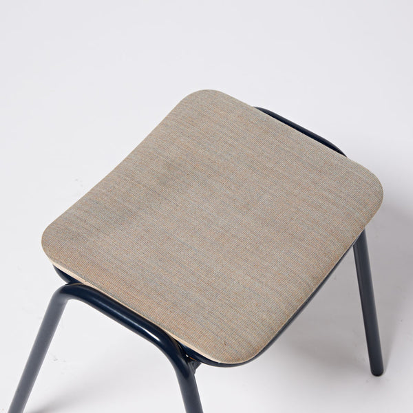 Imperfect - Jake Stool - Satin Bowerbird Blue