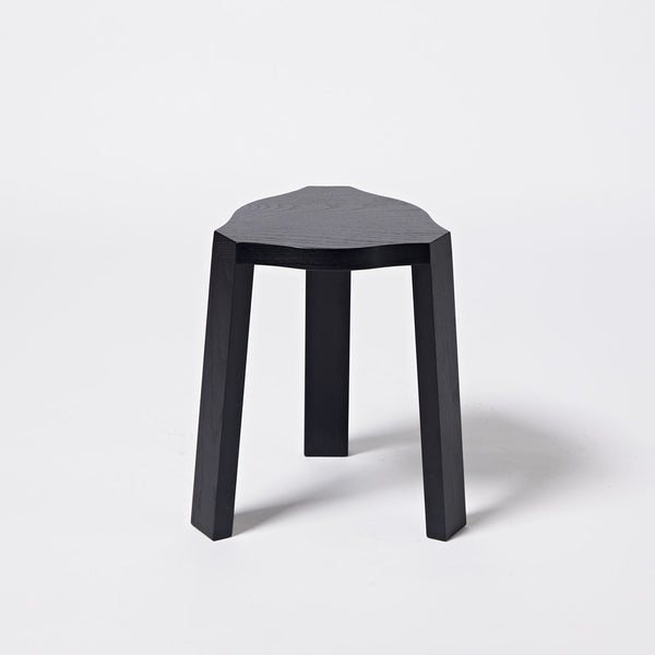 Imperfect - Base Stacking Stool - Black