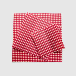 Resuable Wax Cloth - Red