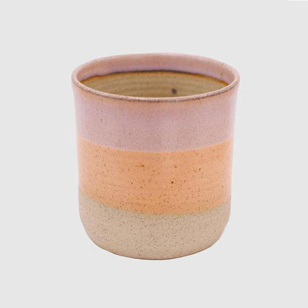 Planter - Peach Purple - Medium