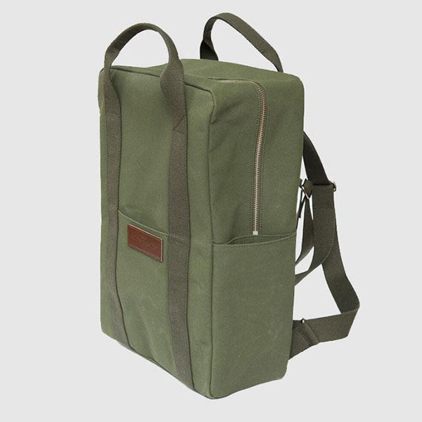 Canvas Backpack - Small