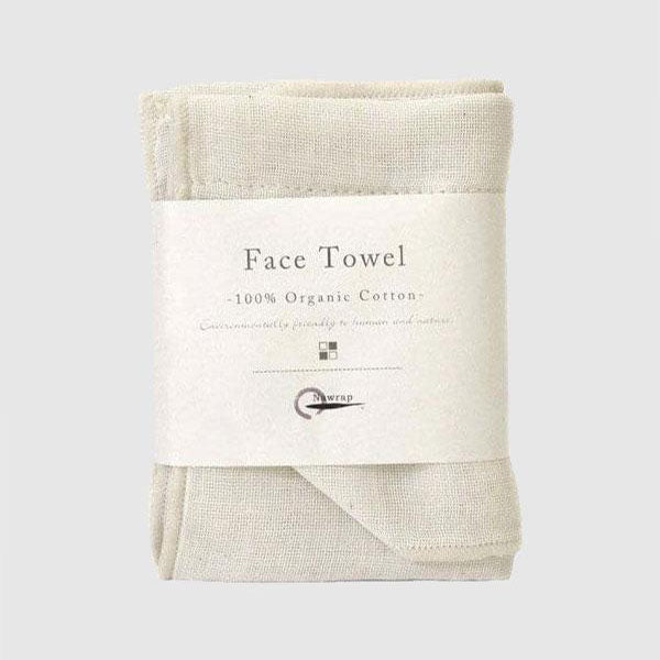 Face Washer - Organic Cotton