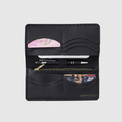 DIY Long Wallet Kit - Black