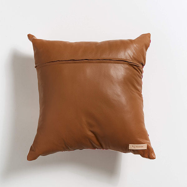 Ernabella X Koskela Cushion - Tan - Two