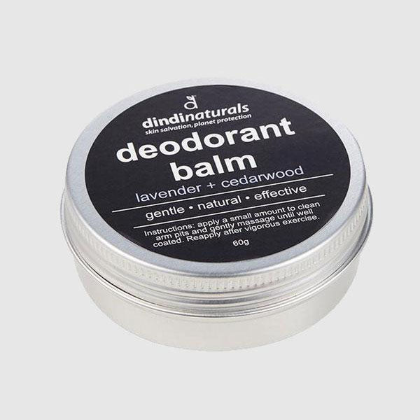 Deodorant Balm - Lavender and Cedarwood