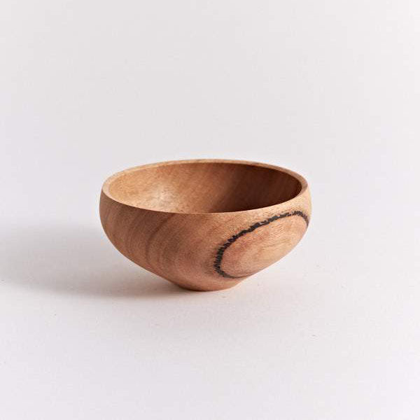 Timber Condiment Bowl - Marri - Med/Lrg
