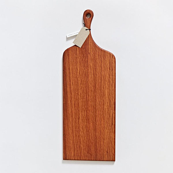 Timber Board with Handle - Sheoak - Large