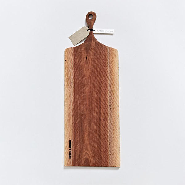 Timber Board with Handle - Red Mallee - Medium
