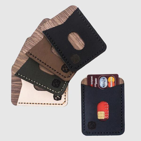 Wallet Kit - Clifford Card - Tan