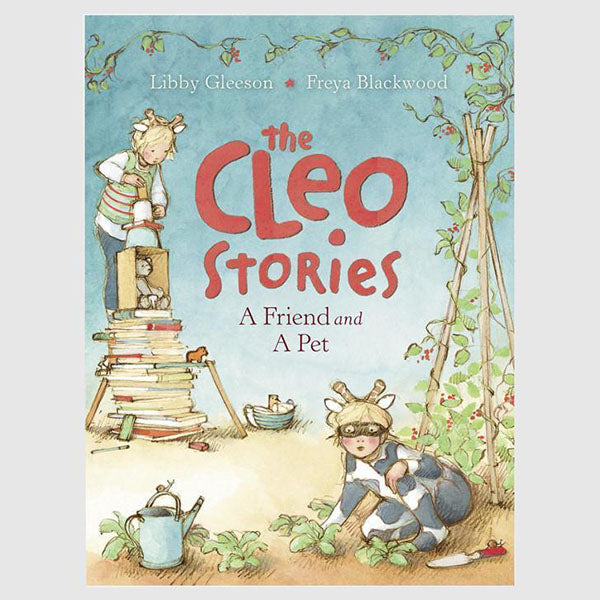 Cleo Stories : A Friend and A Pet