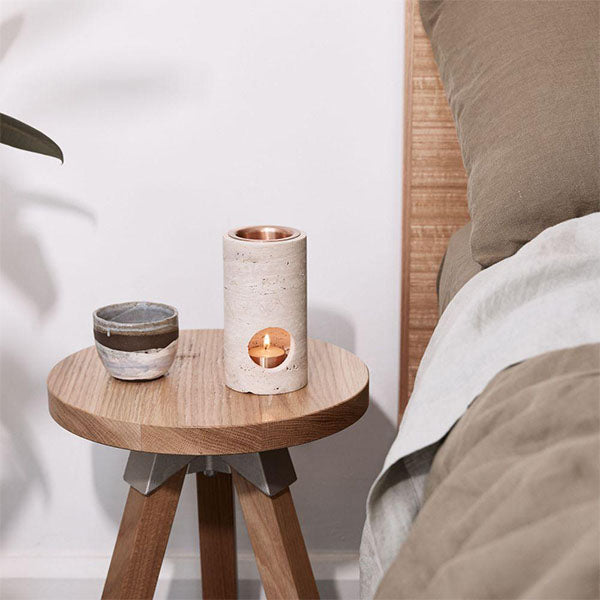 Synergy Oil Diffuser - Travertine