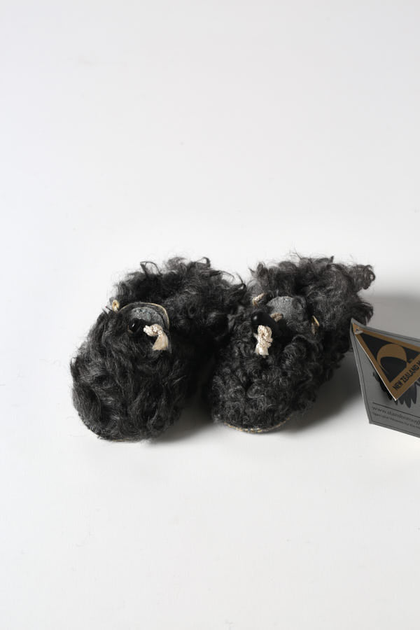 Baby Pelt Slippers