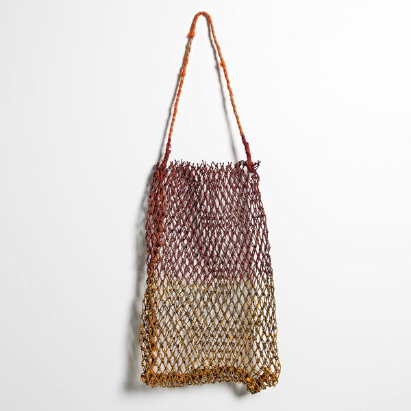 Wuladhi Ruluj Exhibition - Ghost Net Bag - Virginia Wilfred