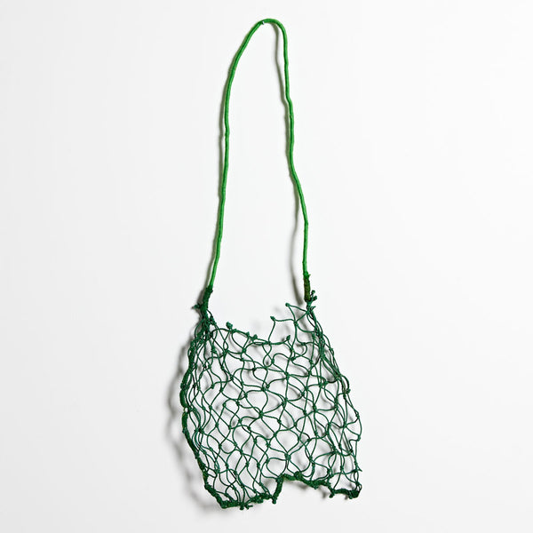 Wuladhi Ruluj Exhibition - Ghost Net Bag - Rose Wilfred