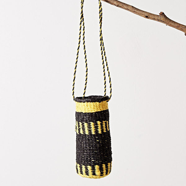 Bilaarr Waygal (Yellow-tailed Black Cockatoo Dilly Bag) - Lorrelle Munro