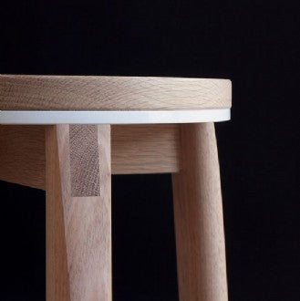 Crop Bar Stool